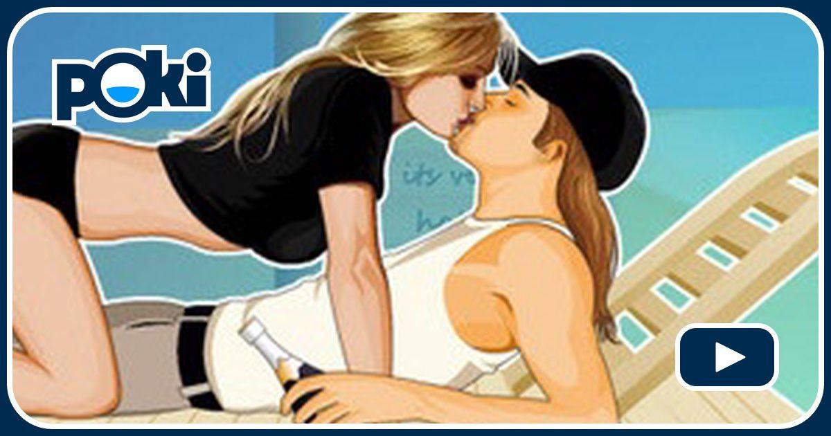 Игры поцелуи и секс